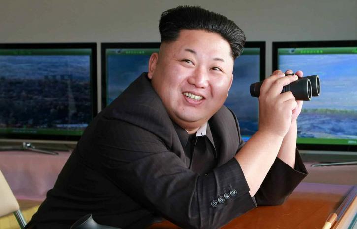 Ким Чен Ын исчез