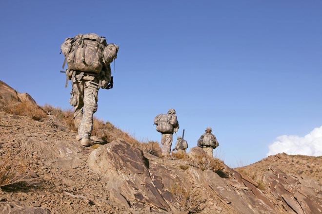 Место тактического жилета в военных конфликтах
