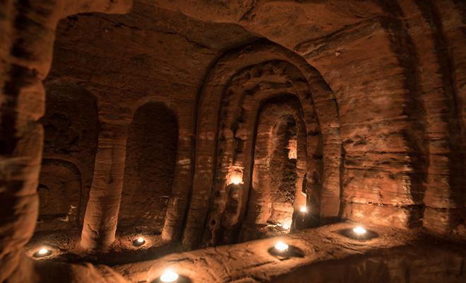 Рабочие меняли трубы и нашли скрытый вход в тоннель Тамплиеров. Катакомбы были запечатаны 700 лет Культура