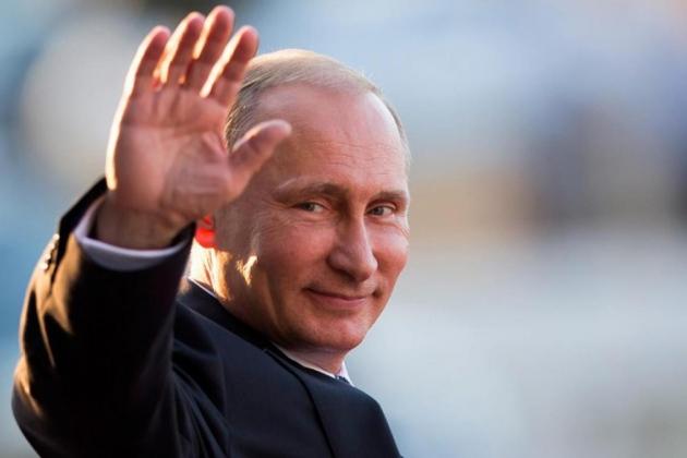 Новое заявление Путина о суп…
