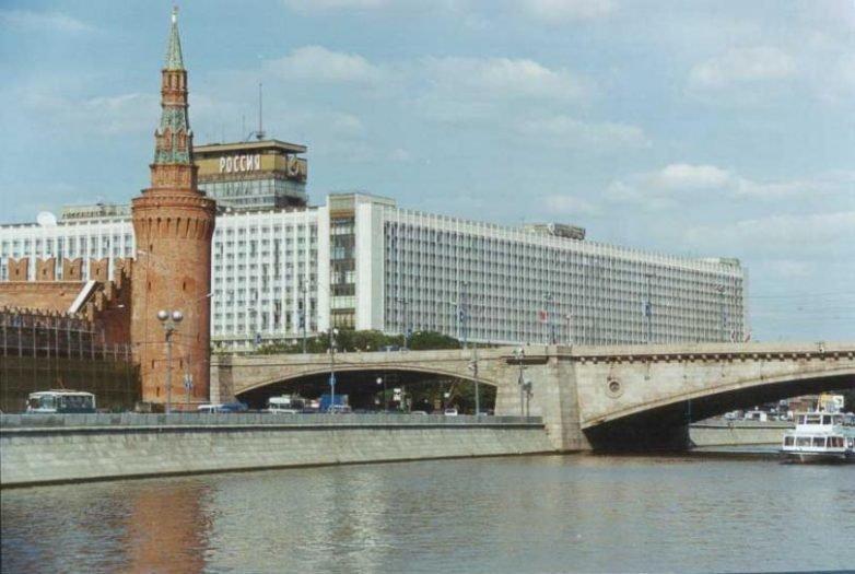 6. «Россия», Москва Отель, архитектура, гостиница, история, россия, тайны