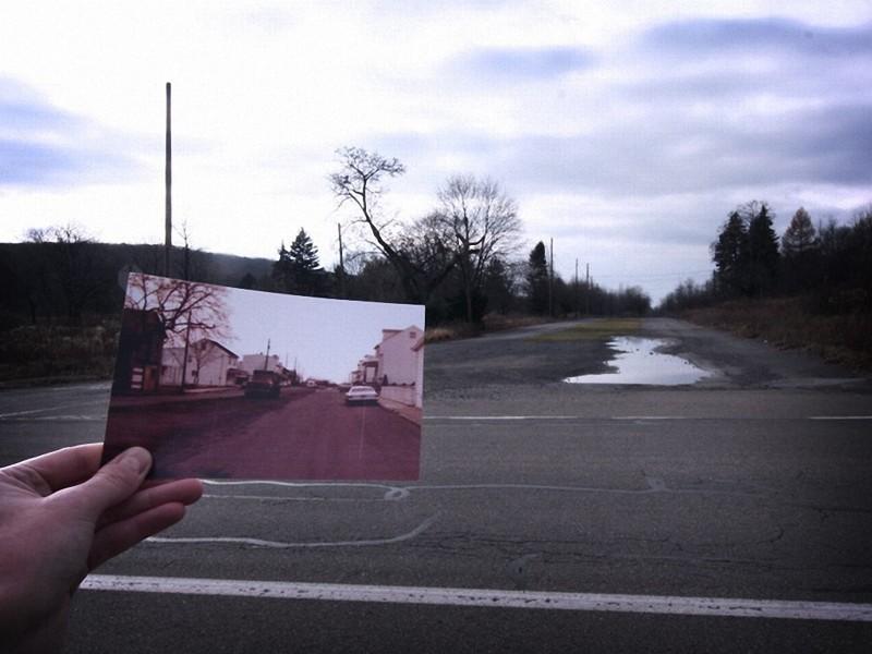 7. Сентрейлия, Пенсильвания города-призраки, заброшенные города, загадки, тайны, фото