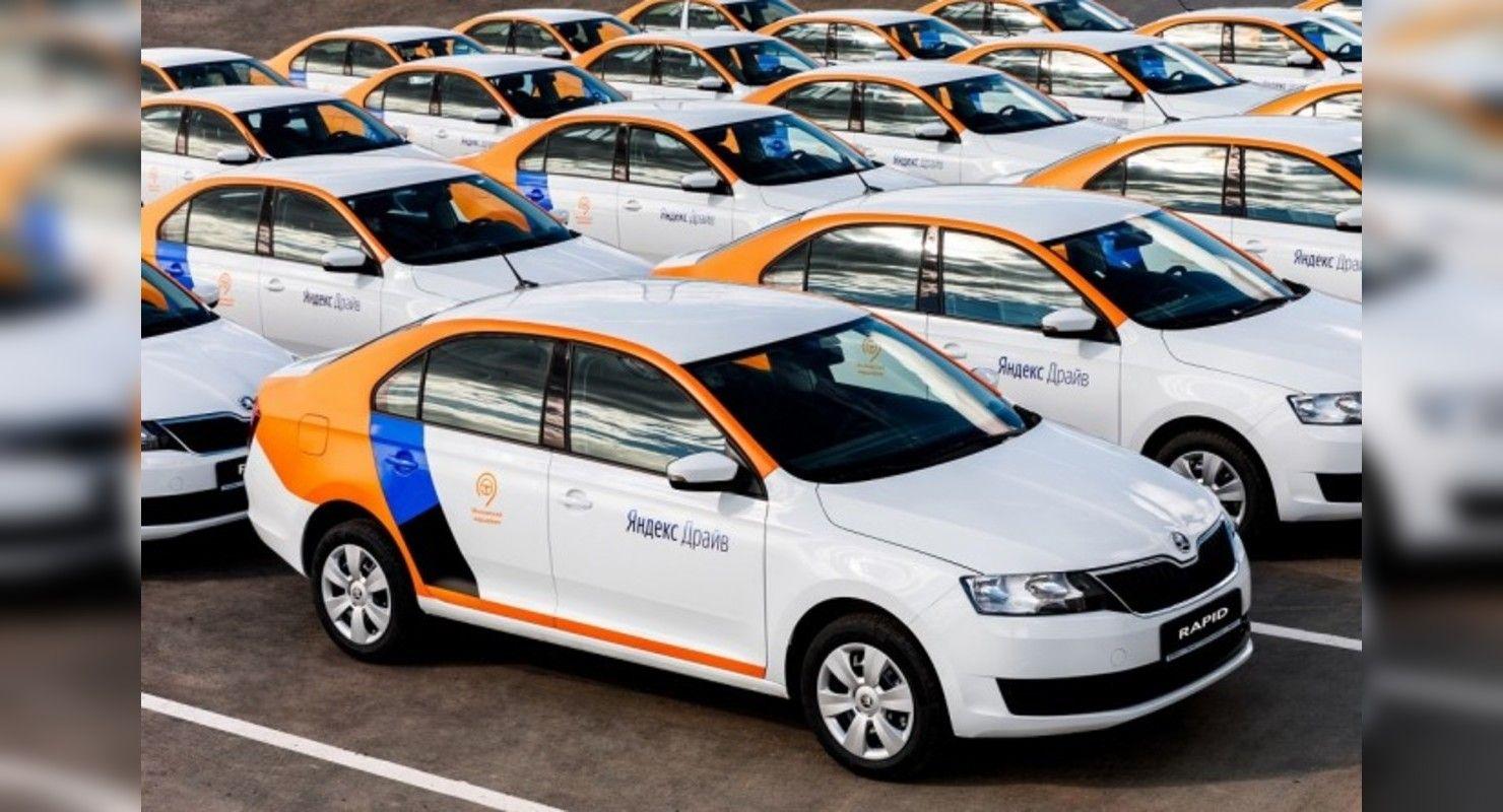 Опрос показал, почему каршеринг популярен у российского населения Автомобили