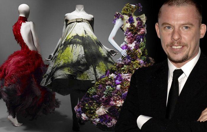 Почему успешный модельер Александр Маккуин решил в 40 лет свести счёты с жизнью