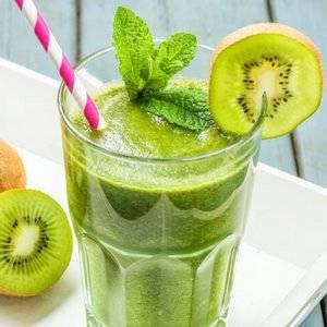 Зеленый коктейль – напиток для красоты, здоровья, похудения и долголетия