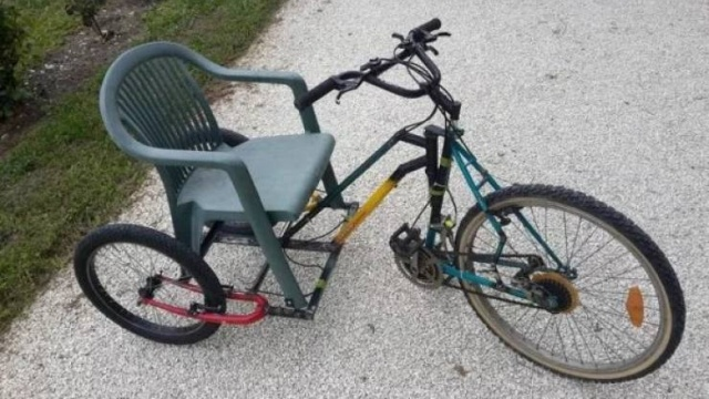 Странные и необычные велосипеды смешные картинки