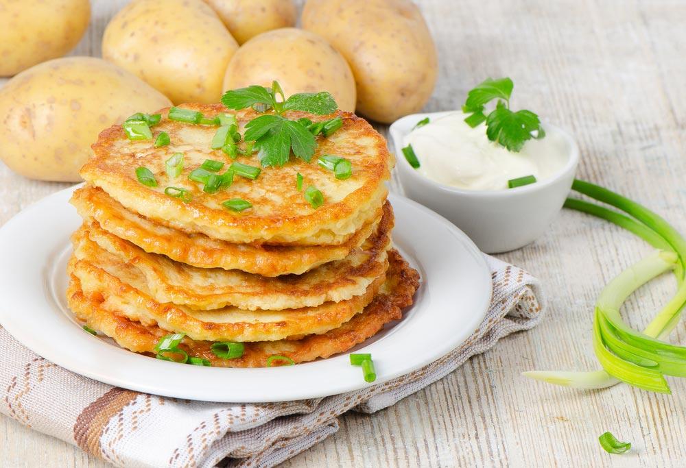 Самые классные рецепты картофельных драников