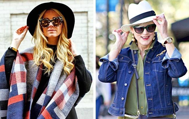 Эти14 модных вещей сделают удачным гардероб женщины любого возраста