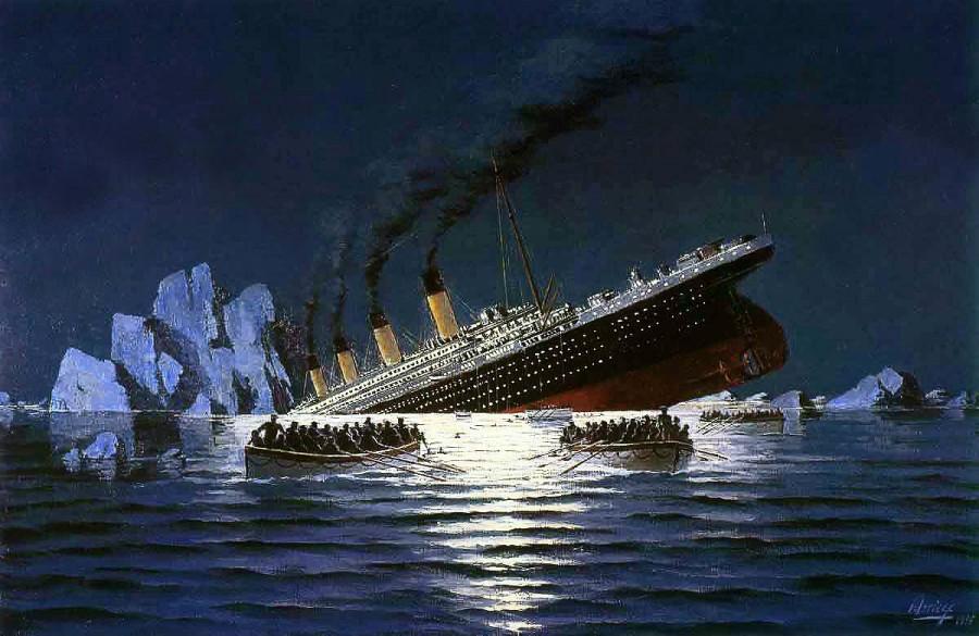 О русских пассажирах «Титаника»