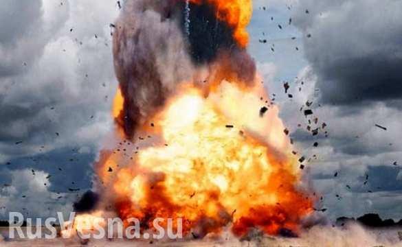 СРОЧНО: Взрывы навоенных складах подКрасноярском, начата эвакуация населения