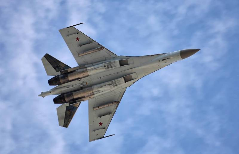 The National Interest: Су-35 и его большая проблема