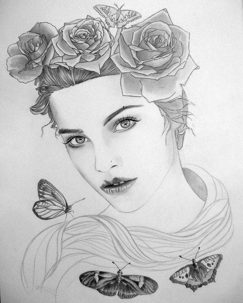 Картинки карандашом рисунки простым карандашом для