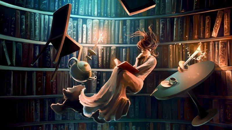 Художник-психолог из Франции создаёт красочные успокаивающие картины