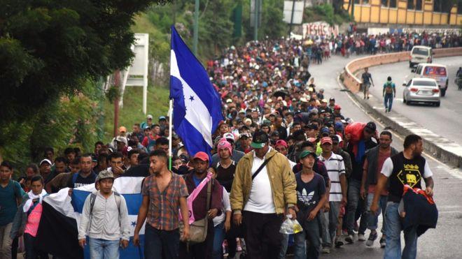 Караван Из Гондураса: Кто Стоит За Новым «Переселением Народов»?