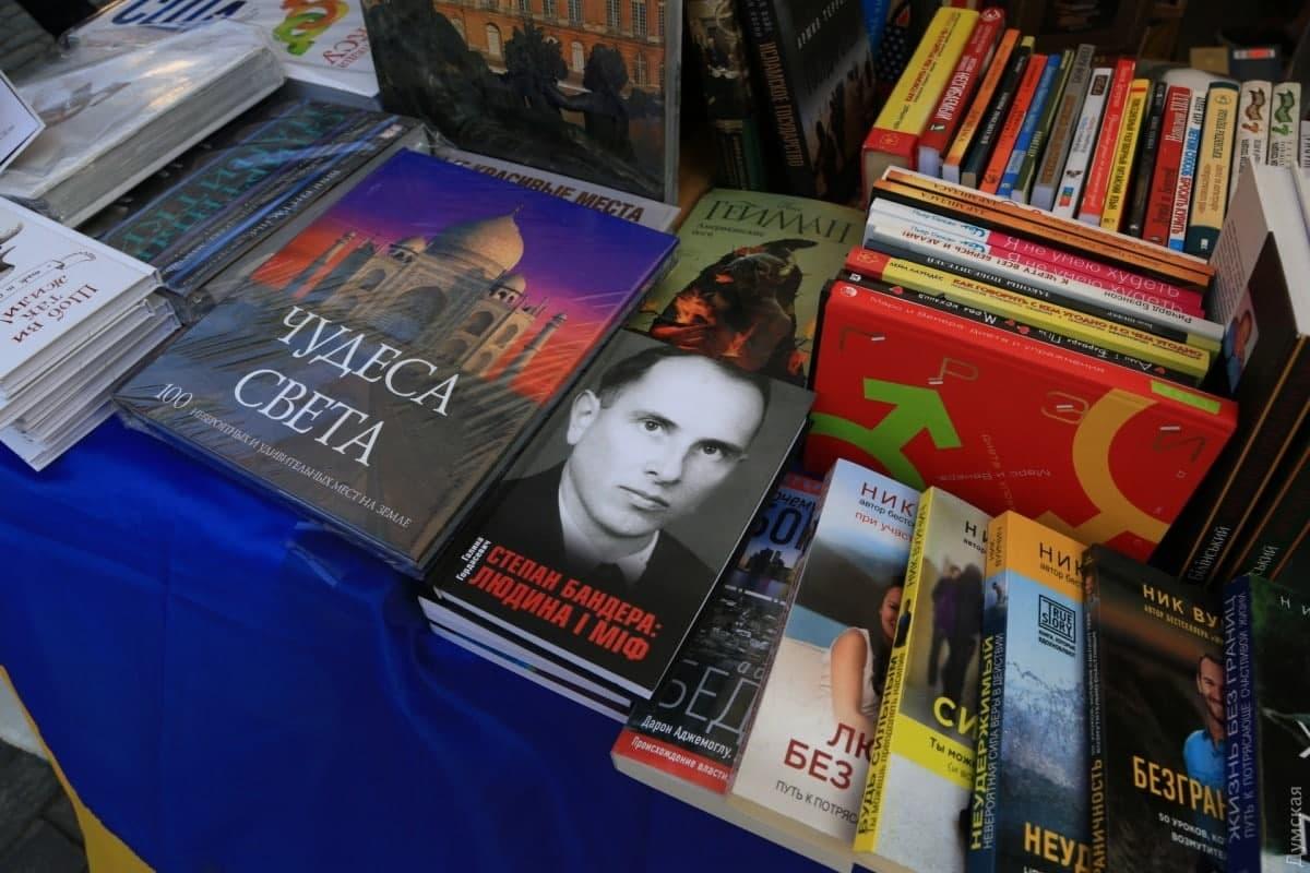 Одесса: Шариковы подавили «парад московских бесов» на книжной ярмарке украина