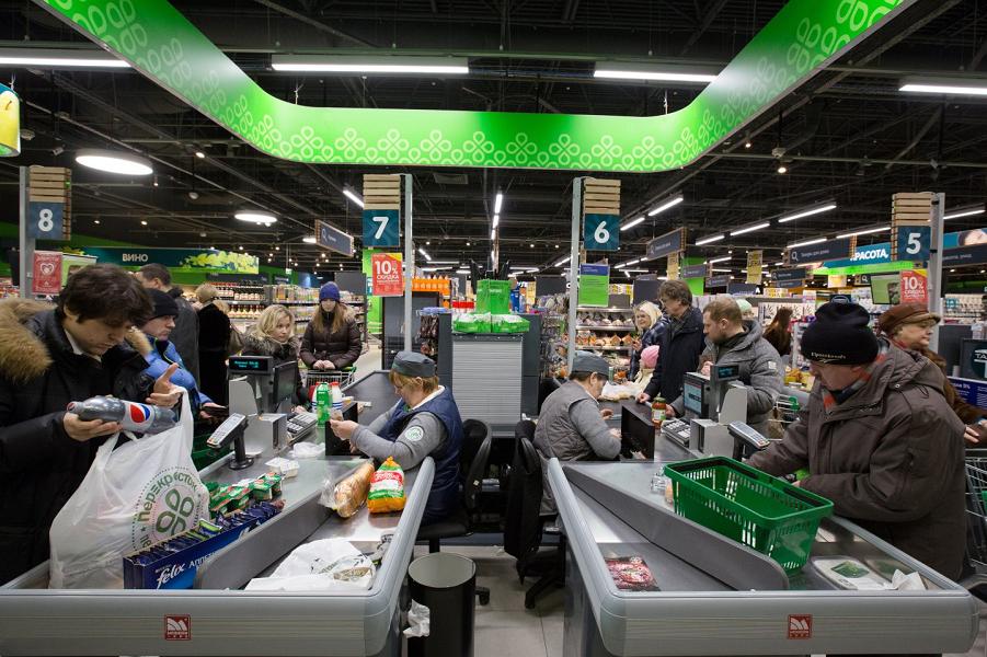 """Потребление россиян: или зона риска, или зона бедности. Вы в какой группе?"""""""