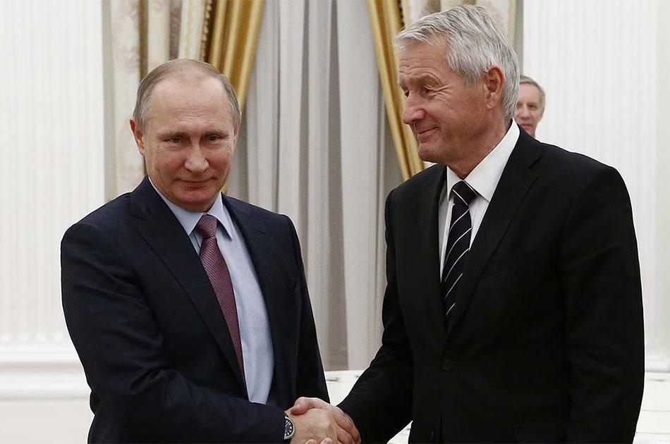 ПАСЕ хочет вернуть Россию