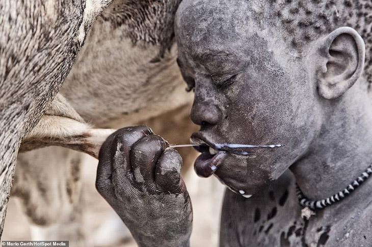 Как живут племена в Африке