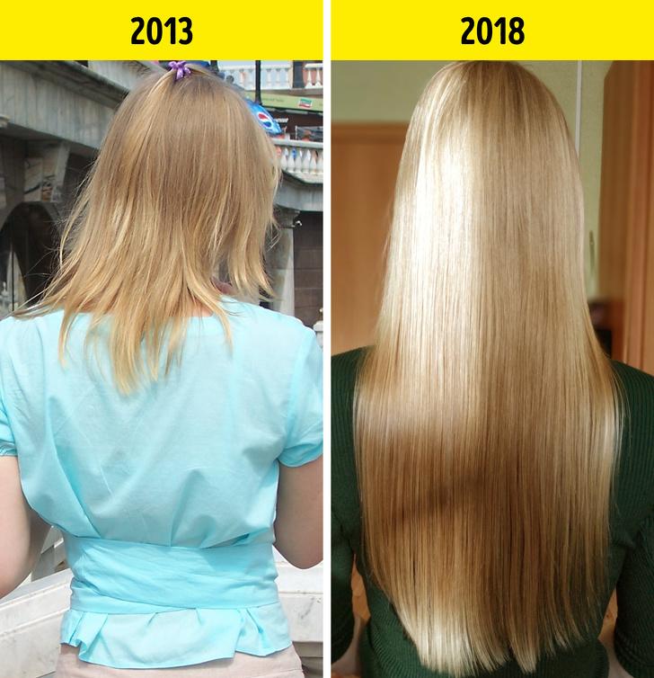 Я5лет пыталась восстановить волосы, пока наконец ненаучилась делать это правильно