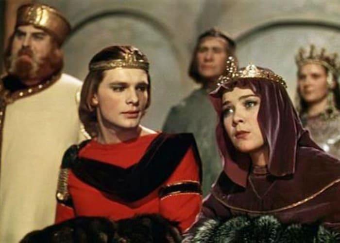 Актеры-красавцы из советских сказок