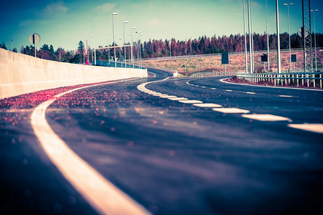 Королевская дорога из Выборга в Хельсинки