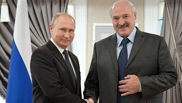 Почти 90% белорусов выступают за союзнические или партнерские отношения с Россией