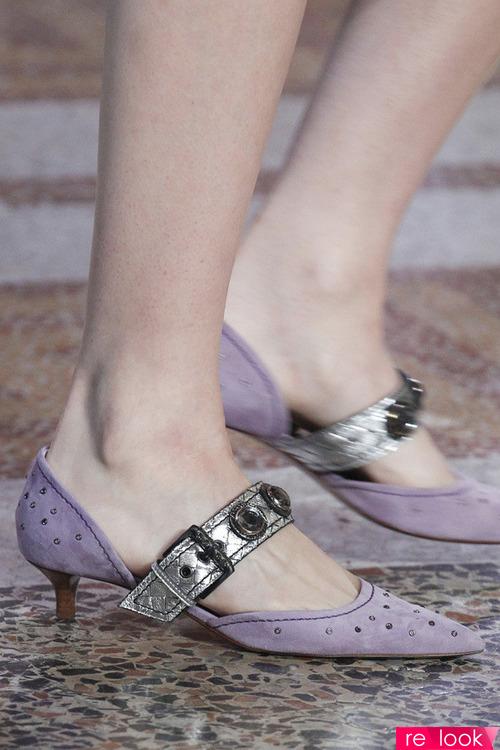 как сочетать обувь