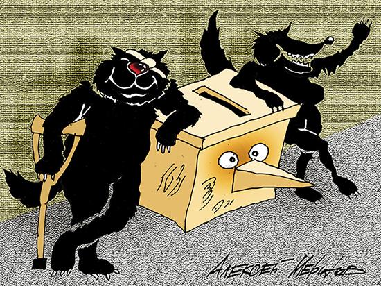 Закон об агитации в соцсетях оказался драконовским: наказания несоразмерные