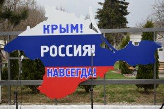 Украина мечтает задушить русский Крым жаждой