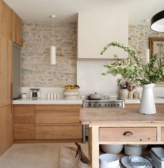 Отделка стен на кухне фото (5)