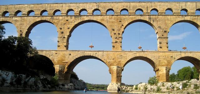 Акведуки - мегалиты