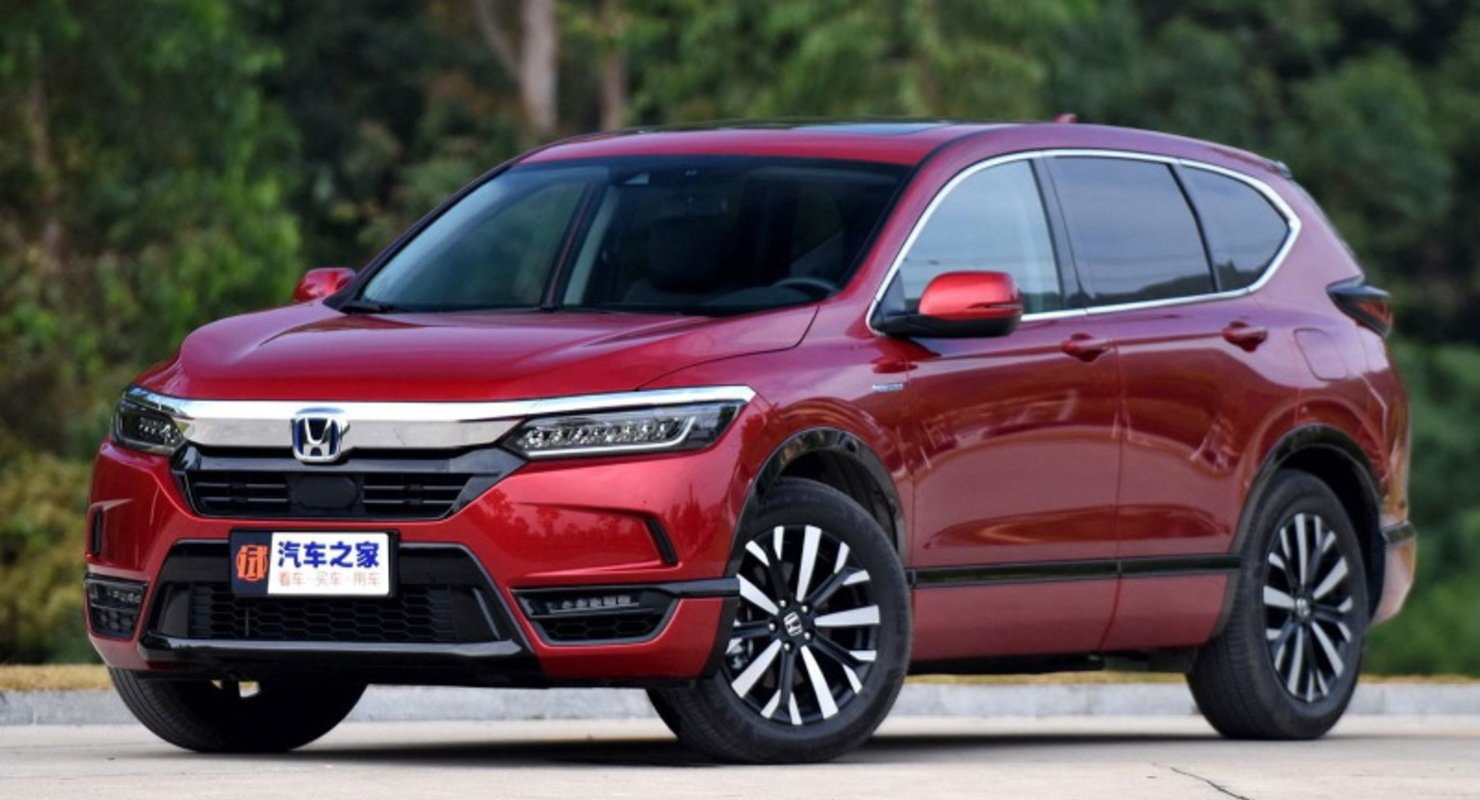 Стартовали продажи нового кросса Honda Breeze с расходом 1,3 л на 100 км пробега Автомобили