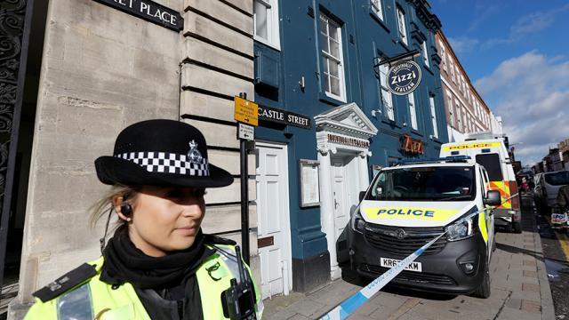 В Британии пара весом полтонны разрушила трехэтажный дом во время секса