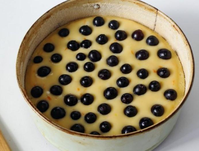 Виноградный пирог от Джейми Оливера сладкая выпечка