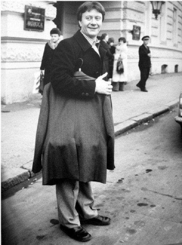 Андрей Миронов с парадным костюмом. история, люди, мир, фото
