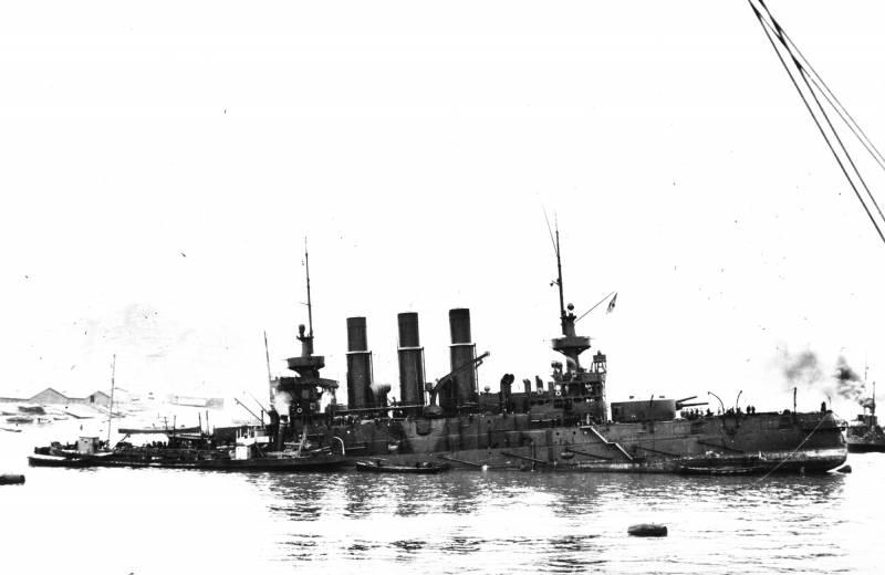 Ночные атаки миноносцев в русско-японской войне