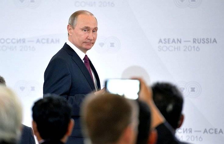 Путин «зазвенел»: от президе…