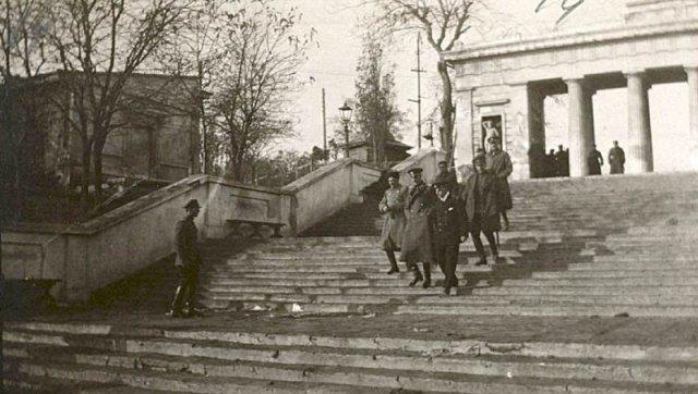 Барон Врангель покидает Севастополь, ноябрь 1920 года история, люди, мир, фото