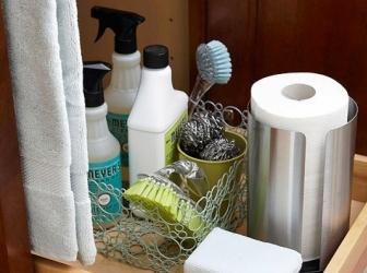 Полезные советы для ванной и кухни