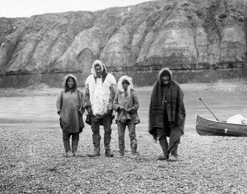 7. В 1930 году в Канаде исчезли жители деревни инуитов в мире, загадки, интересно, исторические события, история, странные вещи, тайны, факты