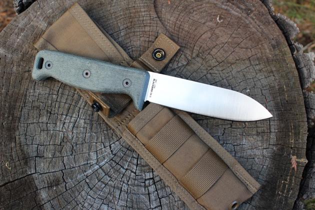 Нож лесного выживальщика: 6 необходимых качеств по мнению егеря Инвентарь