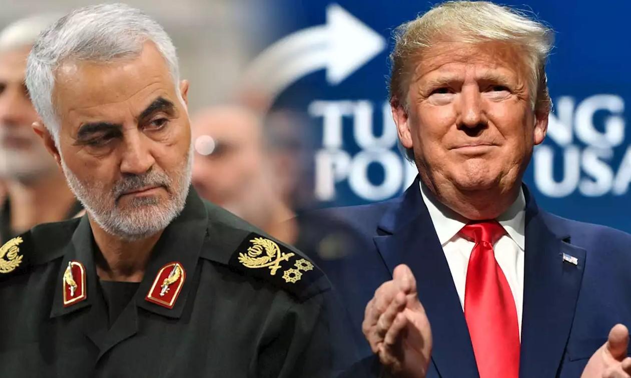 Ирак будет добиваться экстрадиции Трампа по делу об убийстве Сулеймани