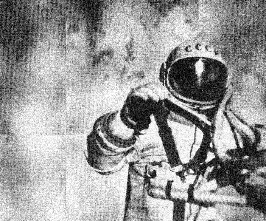 Ушедший советский космос космос,Леонов,общество,россияне,смерть
