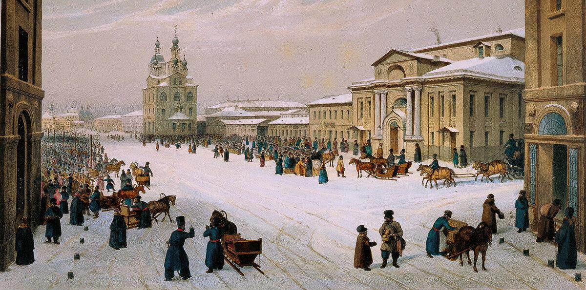 Зачем в начале XIX века в России останавливали первого встречного после рождения ребенка