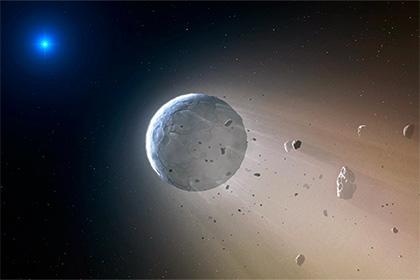 Первой жертвой «Звезды смерти» назвали Луну