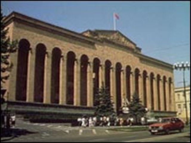 """Тбилиси-89: """"Ночь саперных лопаток"""""""