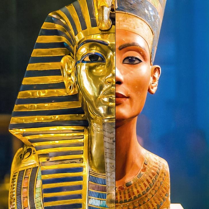 Картинки о фараонах