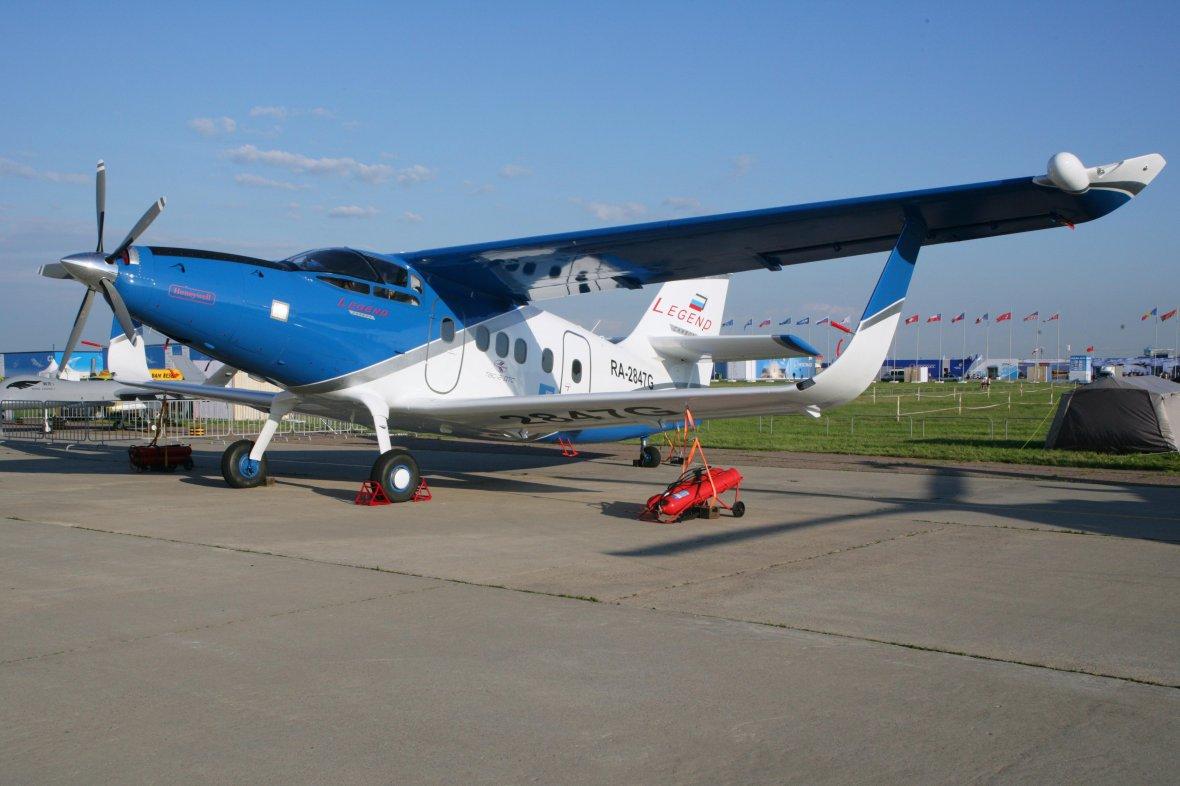 Эксперты раскритиковали самолет ТВС-2ДТС