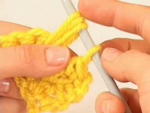 Вязание крючком  Урок 7