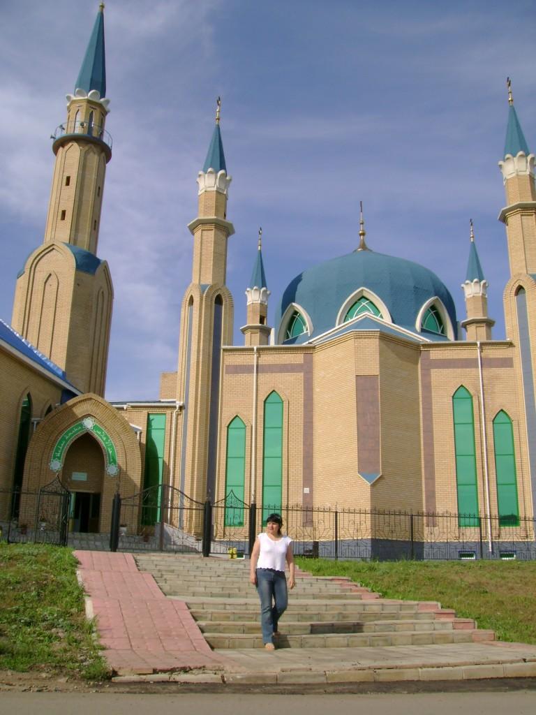 Новая мечеть в Лениногорске